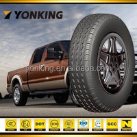 Best Quality Chinese Famous Factory Yonking Brand Light Truck Tires 185R14C