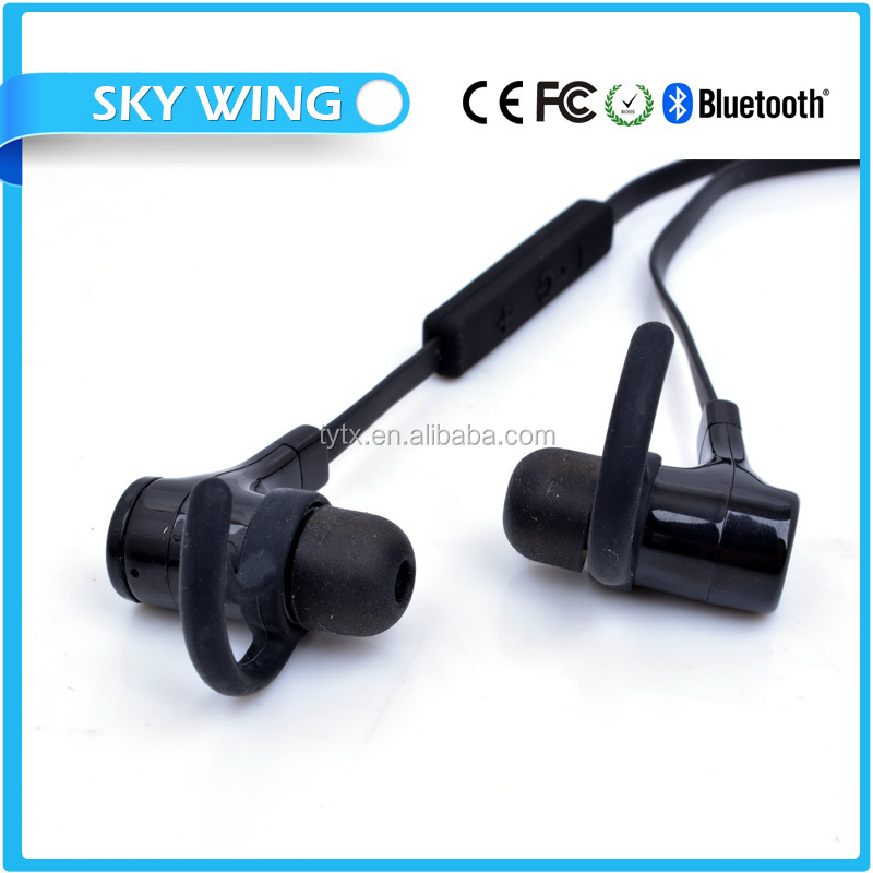 2016 new bluetooth sport headphone stereo earbuds for. Black Bedroom Furniture Sets. Home Design Ideas
