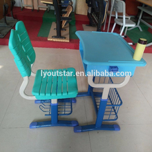 Comfortable School Student Single Desk Chair Used School Desk Chair