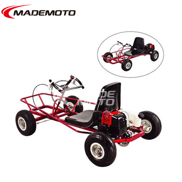 China 2 Stroke Gas Powered Go Kart for Kids