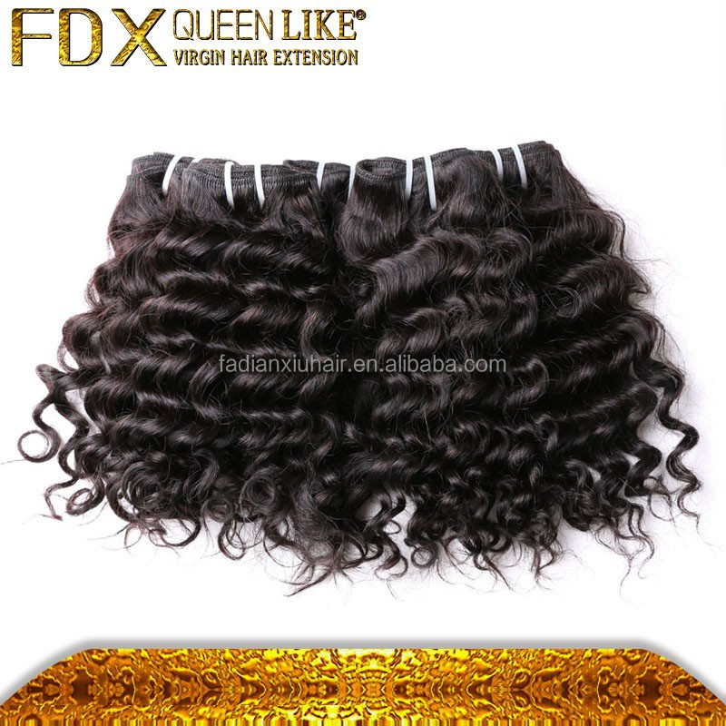 Many hair styles for girls raw virgin Brazilian deep wave hair