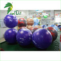 Hanging Planet Inflatables With LED Light for Decoration