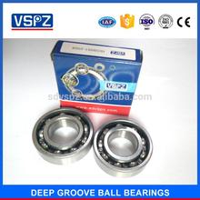 High precision P6 p5 P4 P0 Open deep groove ball bearing 6205 205 6-205 A 25*52*15 for KrAZ-250 engine-cooling system / pump wa