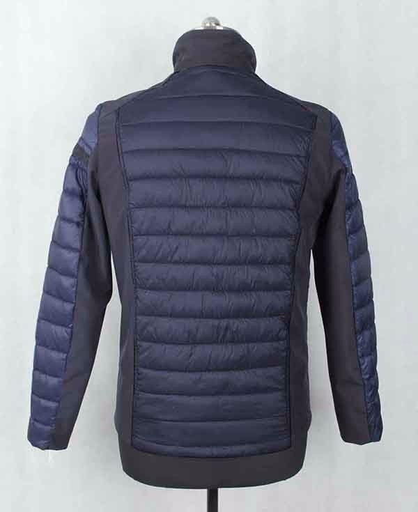 High quality ultralight outdoor man padding cheap softshell jacket