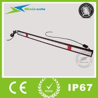 New arrival 56'' 300w car tuning light bar led tail lights with auxiliary rear light-brake WI9221-300