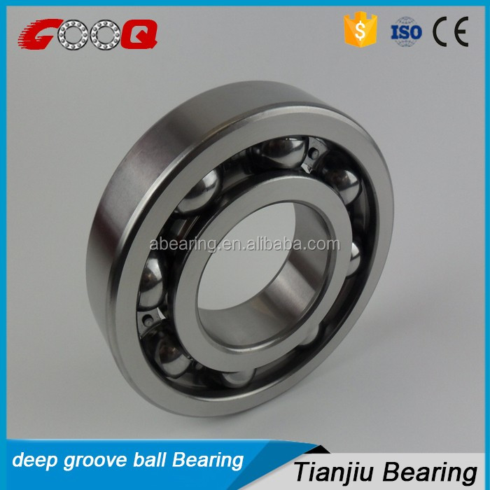 made in China 6008 6008N Low noise, wear-resisting deep groove ball bearing