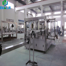 China Manufacturer Factory Price Juice Beverage Filling Machine / Equipment