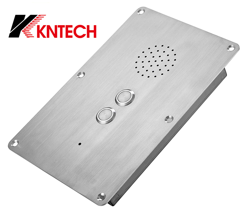 KNTECH Industrial Emergency Telephone Wireless Elevator Phones stainless stell webcasts