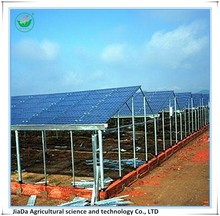 popular solar greenhouse for developed countries