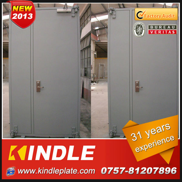 Kindle Luxurious New Design Aluminum Alloy Safety Door Manufacturer