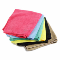 Window Glass Cleaning Microfiber Cleaning Cloth