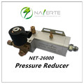 Automotive gas components high pressure reducer/regulator