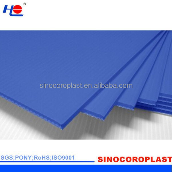 Recyclable Cellular Sheet Plastic
