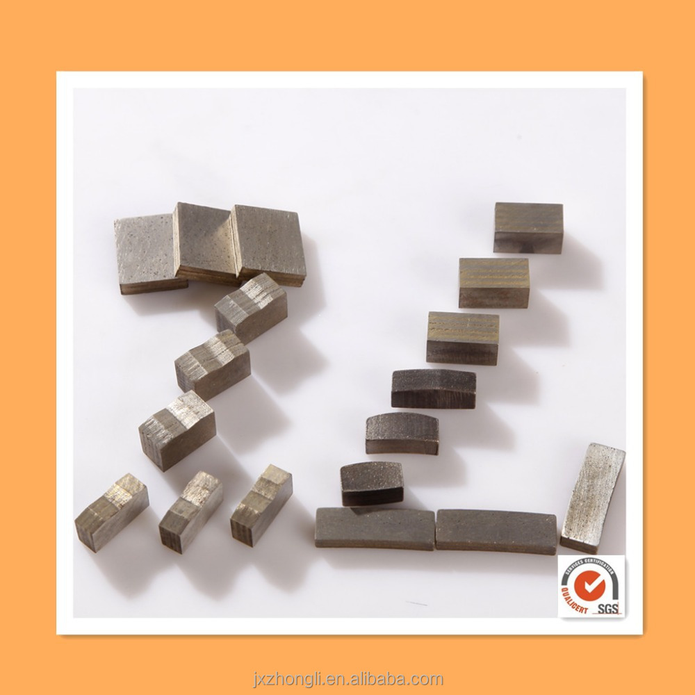 High Quality Granite Segment,Diamond Segment,Cutting Tool for stone grinding machine and abrasive grinding wheels