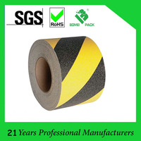 Anti slip safety grit non slip tape with 60'