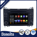 7 Inch High quality quickly double din search for contacts car gps dvd player for Benz A class W169 A150 A170