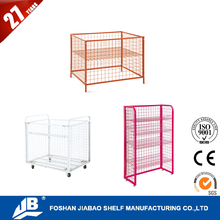 Most popular industrial metal bins on wheels for stores