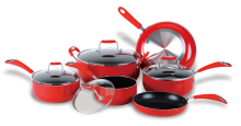 Aluminum Ceramic Cookware Set