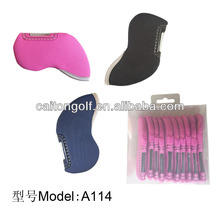 Golf head cover hot sale golf iron head cover protect your precious club