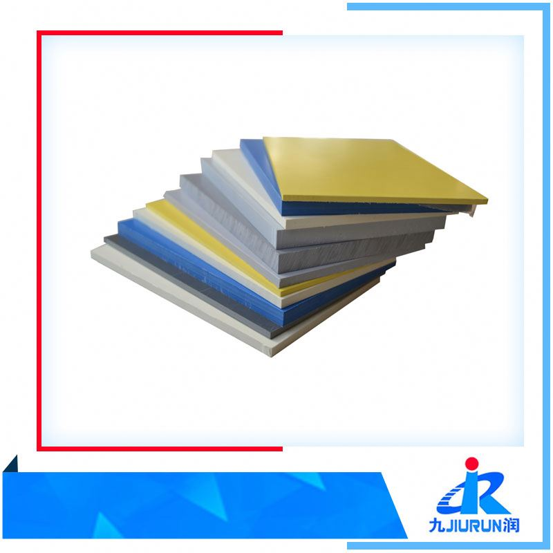thick black pvc hard/rigid pvc sheet
