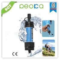 Business travel water purifierwith powerful filtration system