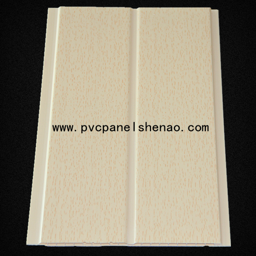 20cm wide middle groove pvc panel ceiling