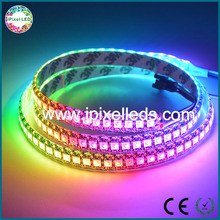 Hot Sale High 5v Addressable LED Strip WS2812 144 - 3M Adhesive Tape