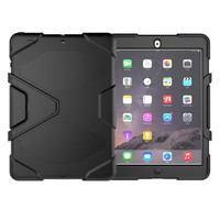 China Outdoor Protective case Manufacturer Silicone Case For iPad air