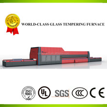 buy horizontal/flat/bent glass tempering furnace for architecture/ automobile/ shower/ mirrors