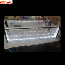 slim led taxi top advertising light box