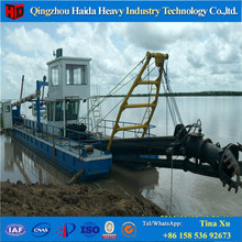 14 inch river sand pump cutter head suction dredger for sale