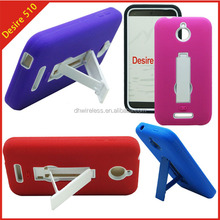 shockproof kickstand boost mobile phone case for htc desire 510,armor case for htc desire 510