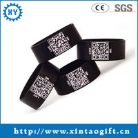 promotional silicone watch silicon wristband