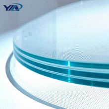 Color pvb film protect privacy laminated glass inspection