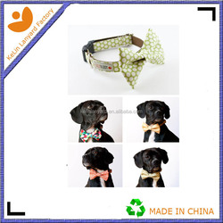 2016 OEM wholesale dog bow tie for dog