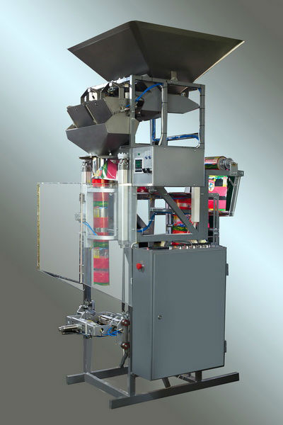 Weighing-and-packing machine 25 packets/min