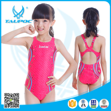 OEM kids swimwear professional training competition swimsuit