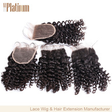 light medium brown lace closure factory price wholesale