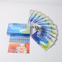 Home Use Teeth Whitening Gel/Foam Strips