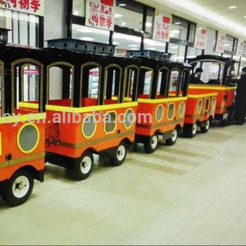 Excellent mini electric train