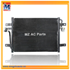 Refrigeration Condenser Auto Air Conditioning Air Cooler AC Condenser Price For Fiat Palio/Siena 96/02 OE No.46766594