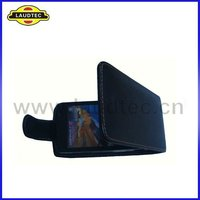Leather Flip Case Cover Holster for Sony Ericsson Xperia Play