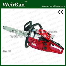 (2683) wood electric start petrol motor chainsaw, Timber Cutting chain saw