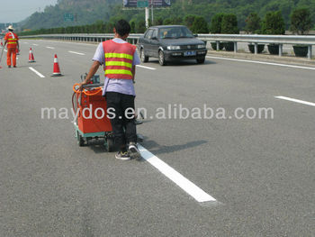 Maydos Thermoplastic reflective road marking paint