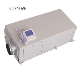 OJD-209E ce certified ceiling mounted industrial dehumidifier with valuable price