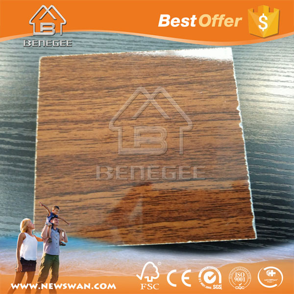 Mirror Wood HPL/ Glossy compact laminate