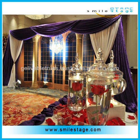 RK drapes for stage drapery/ curtains