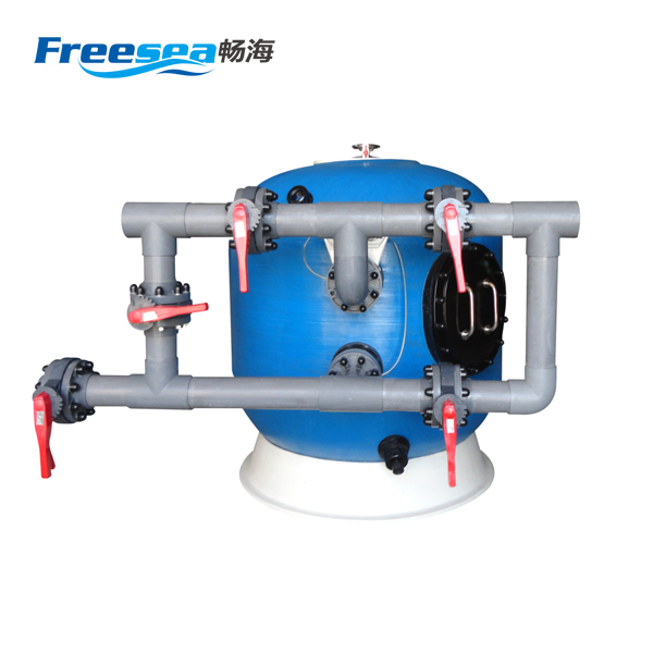 Automatic Commercial Sand Filter made in china factory