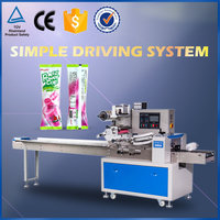 High Speed Automatic Horizontal ice lolly liquid packaging machine