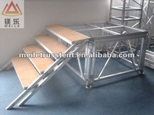 Plywood Dancing Stage For Show, Concert, Disco Club ML-ST015